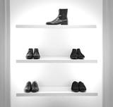 shoe showcase poster