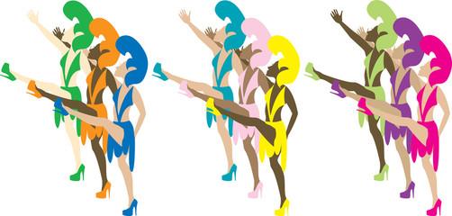 Las Vegas Dancers 2