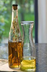 Ölflaschen