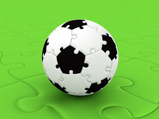 Football PuzzleBall