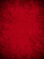 Grungy Red Paper
