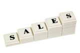 Increasing Sales poster