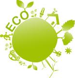 Fototapety planete eco