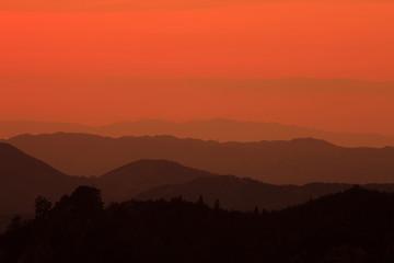 高野山の風景