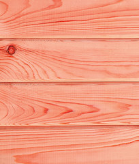 red bright wooden planks
