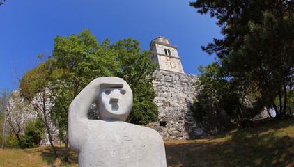 La Rocca e la Chiesa di Monrupino (3)