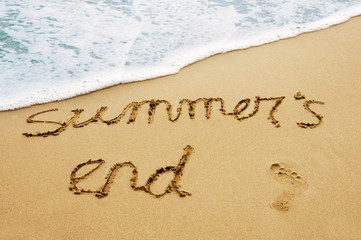 summmer´s end