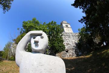 La Rocca e la Chiesa di Monrupino (2)