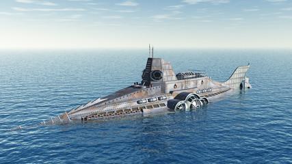 U-Boot auf der Lauer