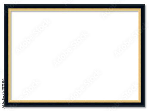 gold schwarzer rahmen von hendrik bura lizenzfreies foto 17375830 auf. Black Bedroom Furniture Sets. Home Design Ideas