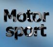Постер, плакат: Motorsport