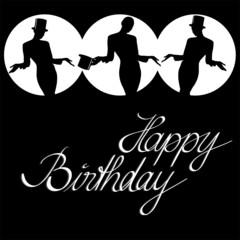 Happy Birthday-Showgirls