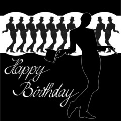 Happy Birthday-Showgirls