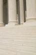 US Supreme Court Steps