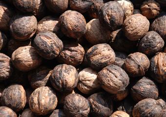 De-Hulled Walnuts