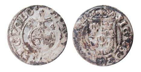 apfelgroschen at 17th century