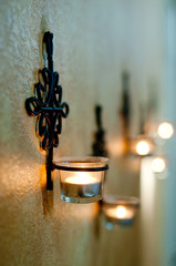 Wall-Mount Candle Sconces