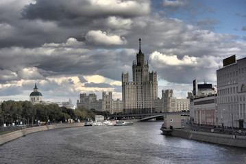 HDR, Moscow, Ministry of Foreign Affairs