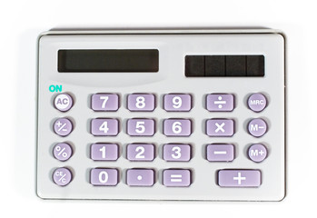 Calculator (on white)