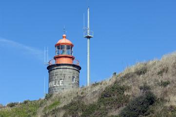 Leuchtturm von Granville,Normandie,Frankreich