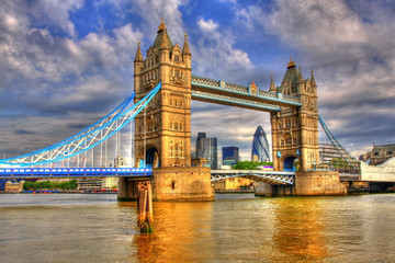 Tower Bridge HDRI