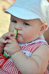 amateur of  cucumber