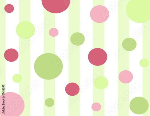 Polk-A-Dot Celebration Background