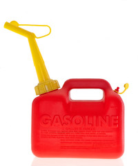 Colorful Gas Can