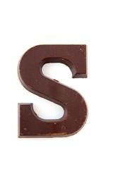 Chocolate Sinterklaas letter