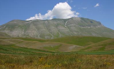 Castelluccio di Norcia - Monte Vettore