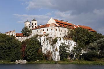 Benedictine monastery in Tyniec, Cracow