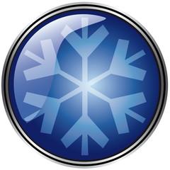 Button Schnee