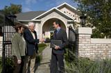 senior home buyers poster