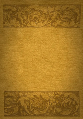 Mix of fabric and woven texture background