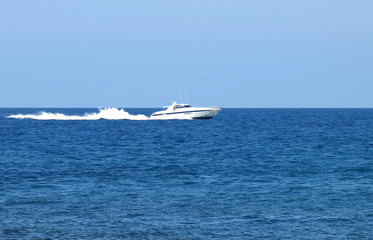 French Riviera - Speed Boat
