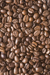 Textura del café.