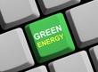 Green Energy - Die Energie der Zukunft