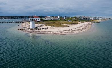 Nantucket Harbor Lighthouse