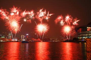 Firework HongKong