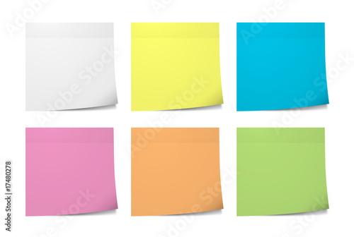 Sticky Notes - 17480278
