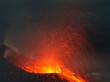 Leuchtfeuer im Mittelmeer Vulkan Stromboli - 17488227