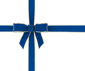 Schleife / Geschenkband Europa
