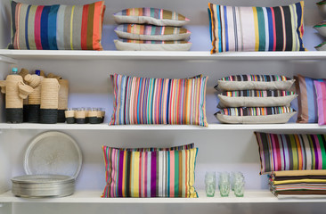 pillows cupboard