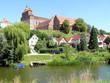 Leinwanddruck Bild - Altmark - Havelberg 1 Dom
