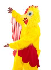 Chicken Man Presentation
