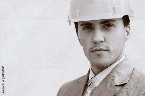 builder portrait