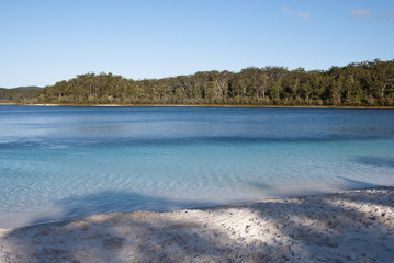 Lake Mc Kenzie, Fraser Island, Australia, August 2009