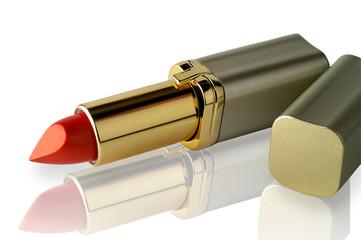 Lipstick horizontal clipping path