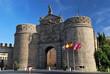 Puerta de  Bisagra-Toledo
