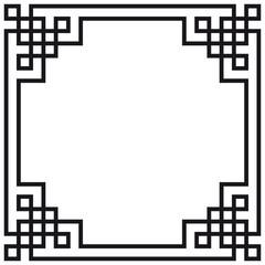 cornice geometrica